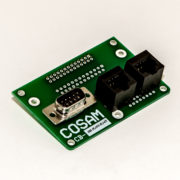 D-Sub and RJ45 Tester Board